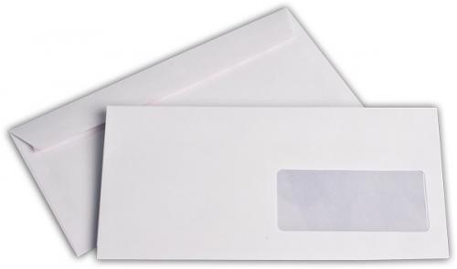 Briefumschlag C65 Mit Fenster Rechts Elco Premium