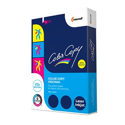 Laserdruck Papier A4 90g - Mondi Color Copy